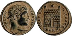 Ancient Coins - Constantine 1. Antioch Mint 325-326 AD.