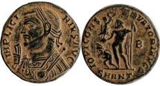 Ancient Coins - Licinius I, 308 - 324 AD.