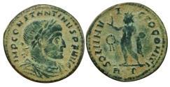 Ancient Coins - Constantine I. Follis
