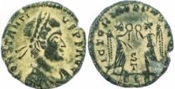 Ancient Coins - Constans 337-350 AD.