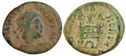 Ancient Coins - Magnus Maximus. AD 383-388.