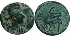 Ancient Coins - Overstruck.