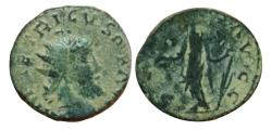 Ancient Coins - Tetricus I .