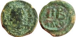 Ancient Coins - Justinian I. 527-565. Alexandria mint