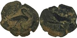 Ancient Coins - Egypt, Alexandria. Anonymous AE dichalkon