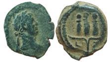 Ancient Coins - Trajan ,Egypt, Alexandria. AD 98 - 117
