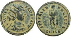 Ancient Coins - Fausta . 324-6AD.