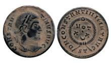 Ancient Coins - Constantine I. Attractive example. R2