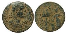 Ancient Coins - Volusian ,Neapolis. AD 251-253.