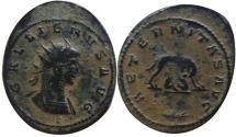 Ancient Coins - Gallienus Antoninianus.