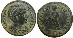 Ancient Coins - Helena AE Follis. Rome mint.