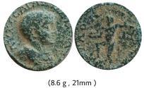 Ancient Coins - ELAGABALUS ,ARABIA. Rabbathmoba .