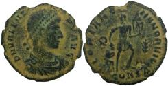 Ancient Coins - Valens AD 367-375.