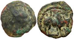Ancient Coins - Aretas IV .9 BCE-40 CE. (1of 2 unpublish type)