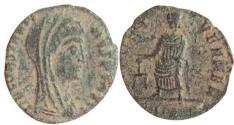 Ancient Coins - Constantine, posthumous, Cyzicus Mint , 341-346 AD.