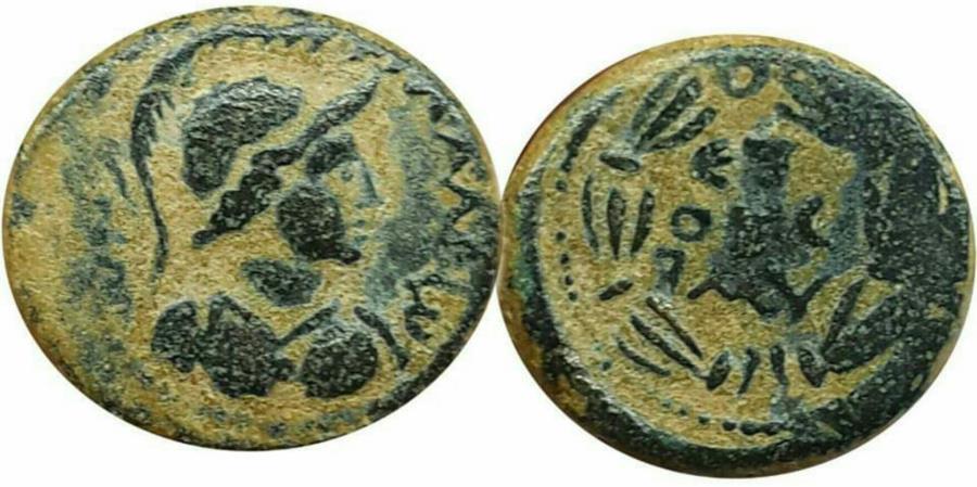 Ancient Coins - Biblical, Decapolis. Philadelphia. Pseudo-autonomous issue. 78/9 A.D.