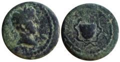 Ancient Coins - Commodus.JUDAEA, Sebaste.AD 177-192.