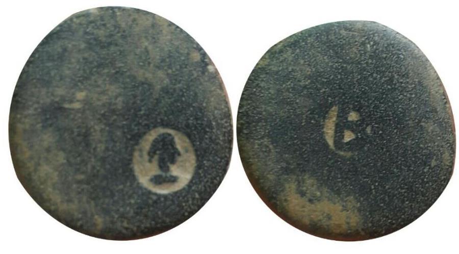 Ancient Coins - SYRIA, Decapolis.Petra. Uncertain ruler.