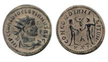 Ancient Coins - Diocletian.