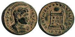 Ancient Coins - CONSTANTINE I. 307-337 AD. Treveri (Trier) mint.