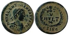 Ancient Coins - Valentinian II.