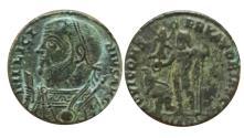 Ancient Coins - Licinius I . 308-324 AD , Follis