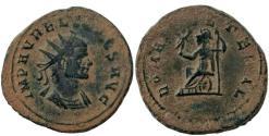 Ancient Coins - Aurelian AE Antoninianus. Cyzicus, 270 to 272 AD.