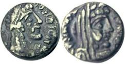 Ancient Coins - Rabbel II, with Gamilat. NABATAEA