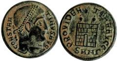 Ancient Coins - Constantine I AE follis. 324-325 AD.
