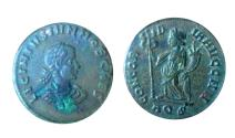 Ancient Coins - Licinius II. Caesar, A.D. 317-324. Lovely Example , Choice and bold portrait  !!!