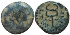 Ancient Coins - SYRIA, Seleucis and Pieria. Antioch. Civic Issue. Æ Dichalkon