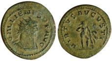 Ancient Coins - Gallienus, 253-268 AD, AE Antoninianus