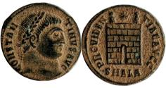 Ancient Coins - Constantine I. Alexandria Mint.1th officina.