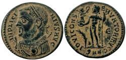 Ancient Coins - Licinius I AE Follis. AD 317-320