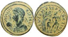 Ancient Coins - Constans AE3. 348-350 AD.