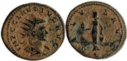 Ancient Coins - Claudius II Gothicus AE Antoninianus.