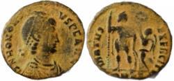 Ancient Coins - Honorius, 393-423.