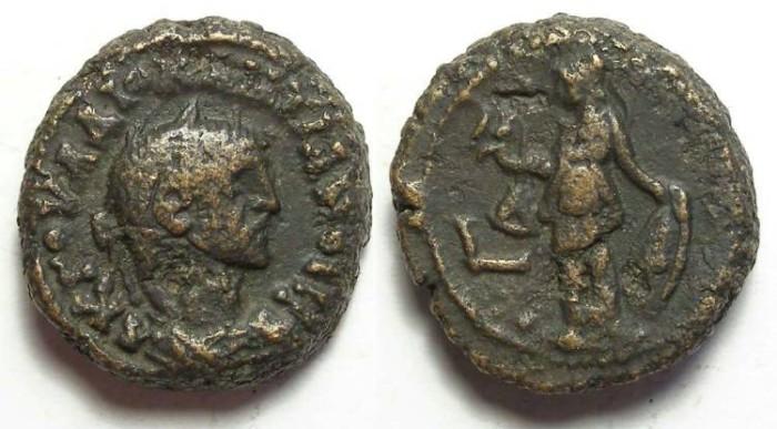 Ancient Coins - Alexandrian. Diocletian, AD 284-305. Alexandrian Potin tetradrachm.
