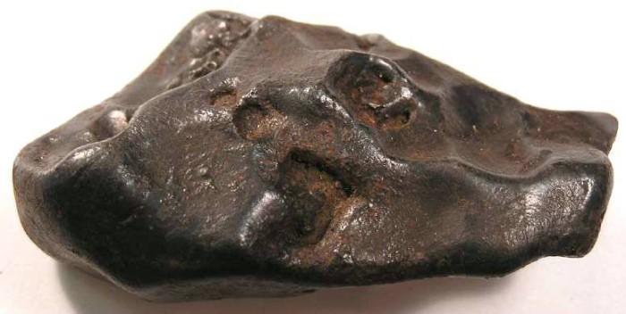 Ancient Coins - Sikhote-Alin meteorite. 143.2 grams.