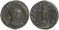 Ancient Coins - Tacitus antoninianus, AD 275-276.