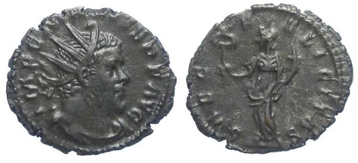 Ancient Coins - Marius. AD 269. AE antoninianus.