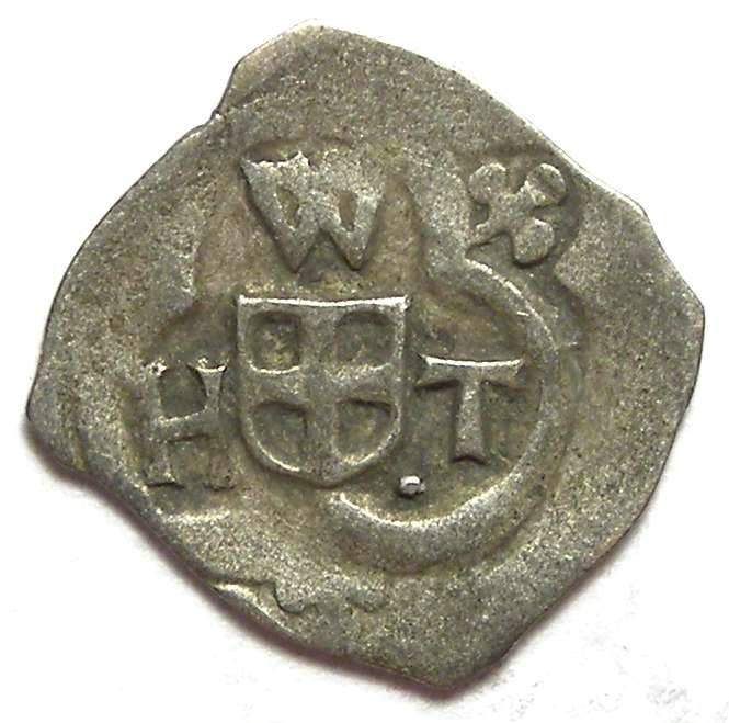 Ancient Coins - Austria, Friedrich III, AD 1452 to 1493. Billon pfennig.