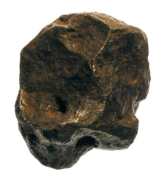 Ancient Coins - Campo del cielo meteorite .  ca. 1106 grams.