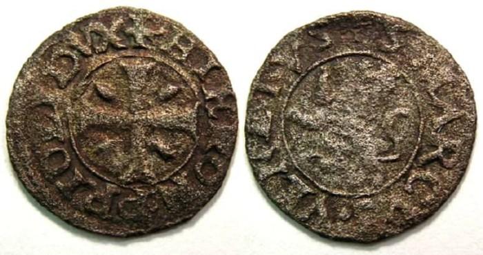 Ancient Coins - Cyprus. Girolamo Priuli. 1559 to 1567.