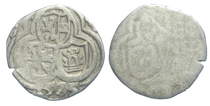 Ancient Coins - Austria, Salzburg. Johann Jakob Khuen Von Belasi, AD 1560 to 1586. Silver Zweier. Dated 1575.