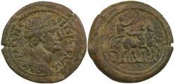 Ancient Coins - Trajan, Alexandria in Egypt, AE drachm.