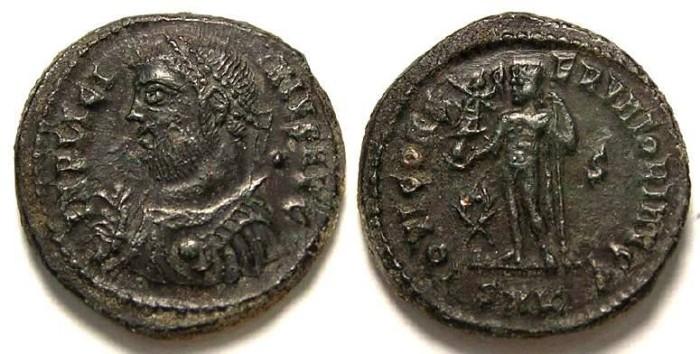 Ancient Coins - Licinius I, AD 308-324. AE 3.