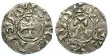 World Coins - Carolingian, Conrad the Pacific. AD 937 to 993. The Middle Kingdom.