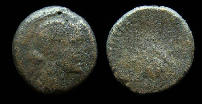 Ancient Coins - Ptolemaic Kingdom. Cleopatra VII (the Cleopatra). 51 to 30 BC. AE 80 drachm.