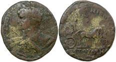 Ancient Coins - Amisos in Pontos.  Caracalla, AD 198-217.  AE 33.